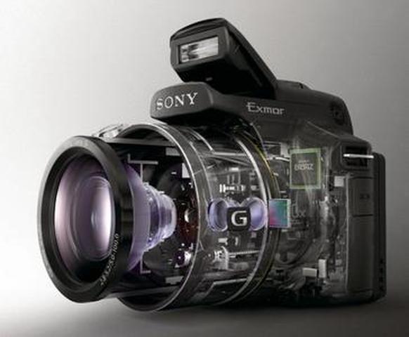 Sony HX1