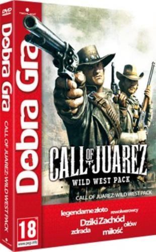 Techland Dobra Gra - PAK 1 - Dead island + Call of Juarez
