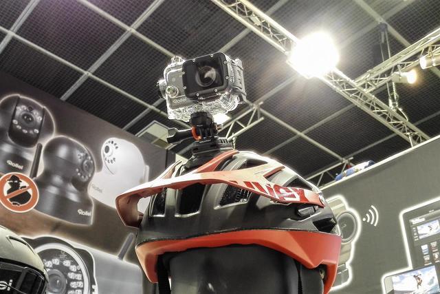 Konkurencja Dla Kamer GoPro Prosto z Targów IFA 2014