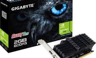 Gigabyte GeForce GT 710 2GB GDDR5 (64 bit), DVI-I, HDMI, BOX (GV-N710D5SL-2GL 1.0)