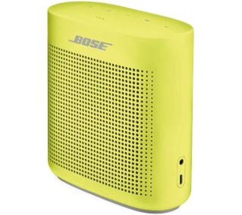 Bose SoundLink Color Bluetooth II (żółty) - RATY 0%