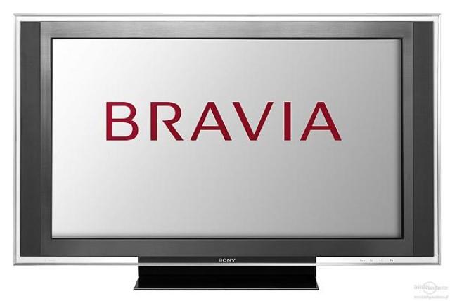 LCD Sony BRAVIA
