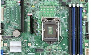 Intel Płyta główna serwerowa S1200SPS LGA 1151 Micro ATX