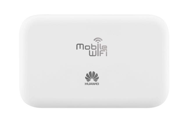Huawei przedstawia E5372 - najmniejszy na świecie mobilny router WiFi LTE Cat4