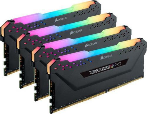 Corsair Vengeance RGB Pro DDR4, 4x8GB, 2666MHz, CL16