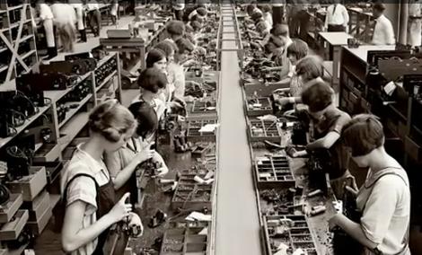 Film podsumowujący 100 lecie istnienia firmy IBM
