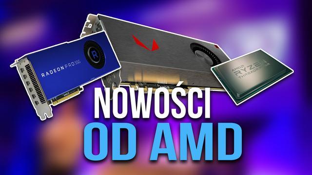 Noc Nowości - AMD Prezentuje Serię Vega, Nowe Procesory Ryzen i Wiele Innych