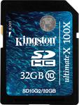 Kingston SDHC Class 10 G2