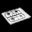 INDESIT PIM 640 AS (WH)