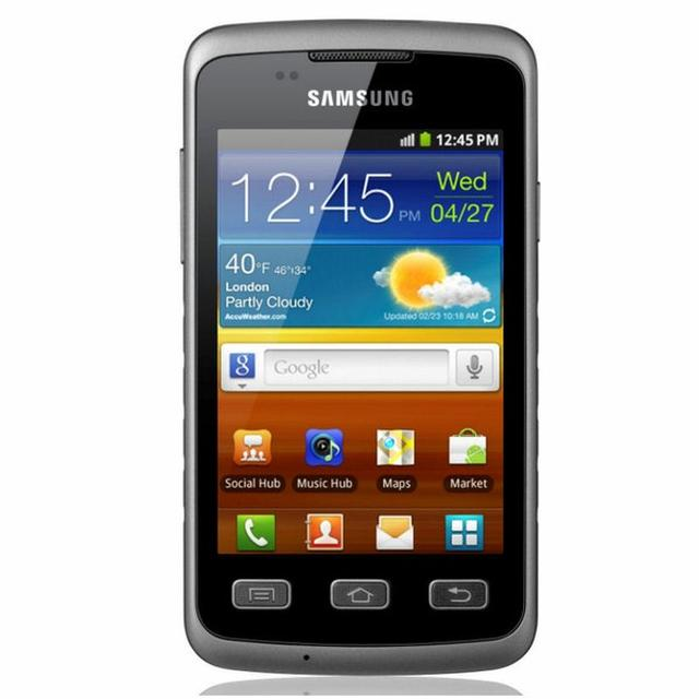 Samsung Galaxy Xcover [UNBOXING]