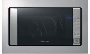 Kuchenka mikrofalowa Samsung FG 87 SUST (Do zabudowy/Inox)