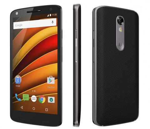 moto x force caly