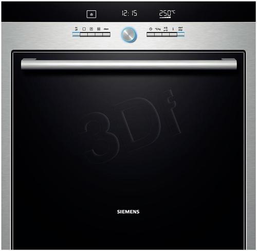 SIEMENS HB 36GB560 (elektroniczno- mechaniczny/ inox)