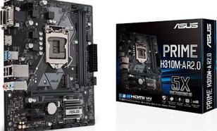 Asus ASUS PRIME H310M-R R2.0, LGA1151, H310, HDMI, DVI