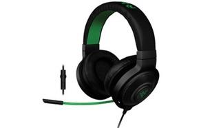 Razer KRAKEN PRO 2015 Black Analog Gaming Head