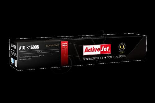 ActiveJet ATO-B4600N czarny toner do drukarki laserowej OKI (zamiennik 43502002) Supreme