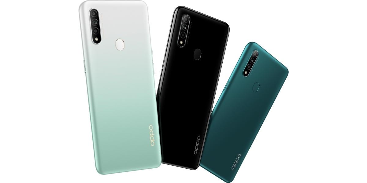 Oppo A31 to smartfon w kilku wersjach kolorystycznych