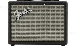 Fender Indio (czarny)