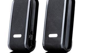 Tracer Głoniki 2+0 Quanto Black USB