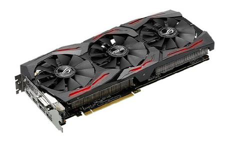 ASUS ROG Strix GeForce GTX 1080 - Moc 4K w Gamingowej Karcie