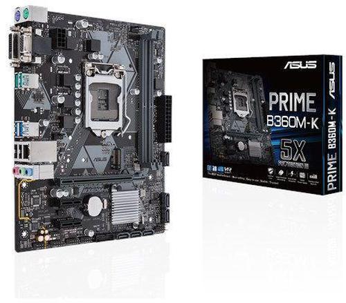 Asus 90MB0WR0-M0EAY0 ( LGA 1151 ; 2x DDR4 DIMM ; Micro ATX )