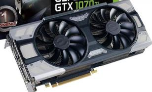 EVGA EVGA GeForce GTX 1070 Ti FTW2 Gaming iCX, 8196 MB GDDR5