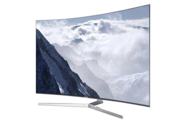 Samsung KS9500 - 4K na Zakrzywionym Ekranie