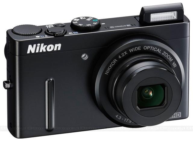 Nikon COOLPIX P300 - prezentacja