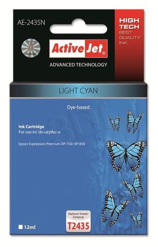 ActiveJet AE-2435N tusz light cyan do drukarki Epson (zamiennik Epson T2435) Supreme