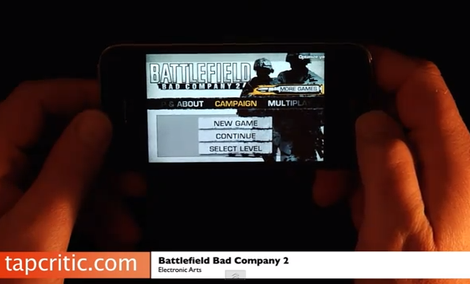 Battlefield Bad Company 2 dla iPhone i iPod Touch