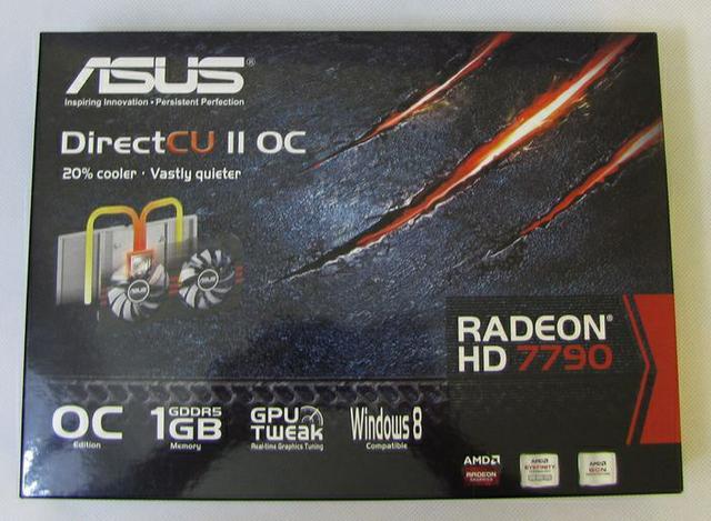 Radeon HD 7790 Asus fot1