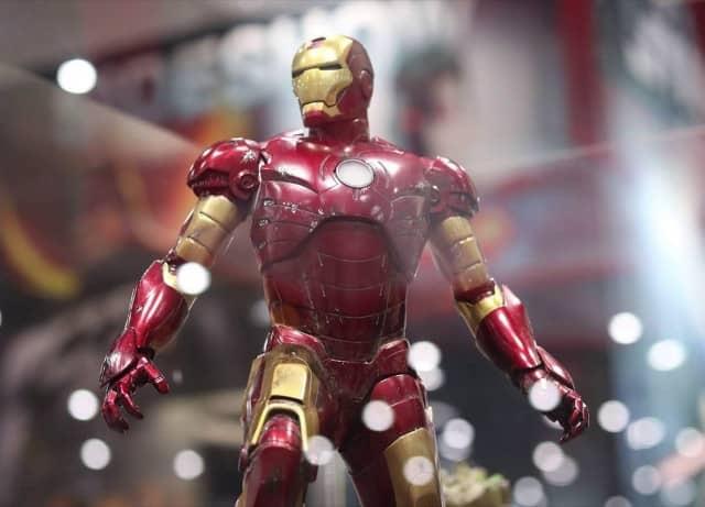 Oryginalny kostium Iron Mana z filmu z 2008 roku