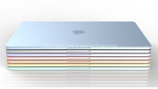 Kolory nowego Macbooka będą odważne
