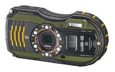 Pentax Optio WG-3 GPS