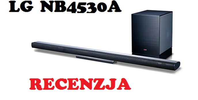 LG NB4530A Soundbar [RECENZJA]