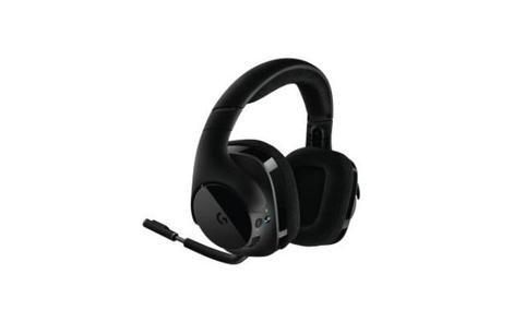 Logitech G533 - Bezprzewodowe Słuchawki z Dźwiękiem Przestrzennym