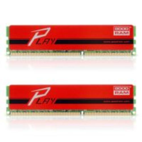 GoodRam DDR3 PLAY 8GB/1866 (2*4GB) RED 9-11-9-28