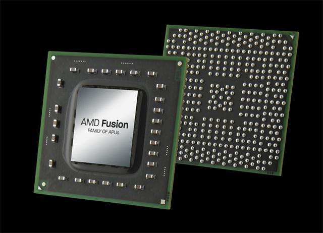 Komiks - Procesory APU firmy AMD