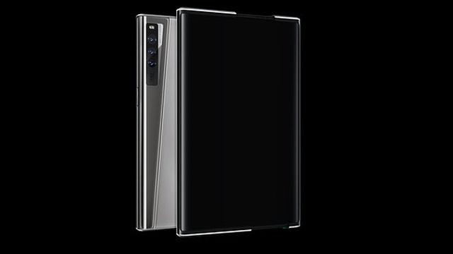 Oppo X 2021 oferuje futurystyczny wygląd