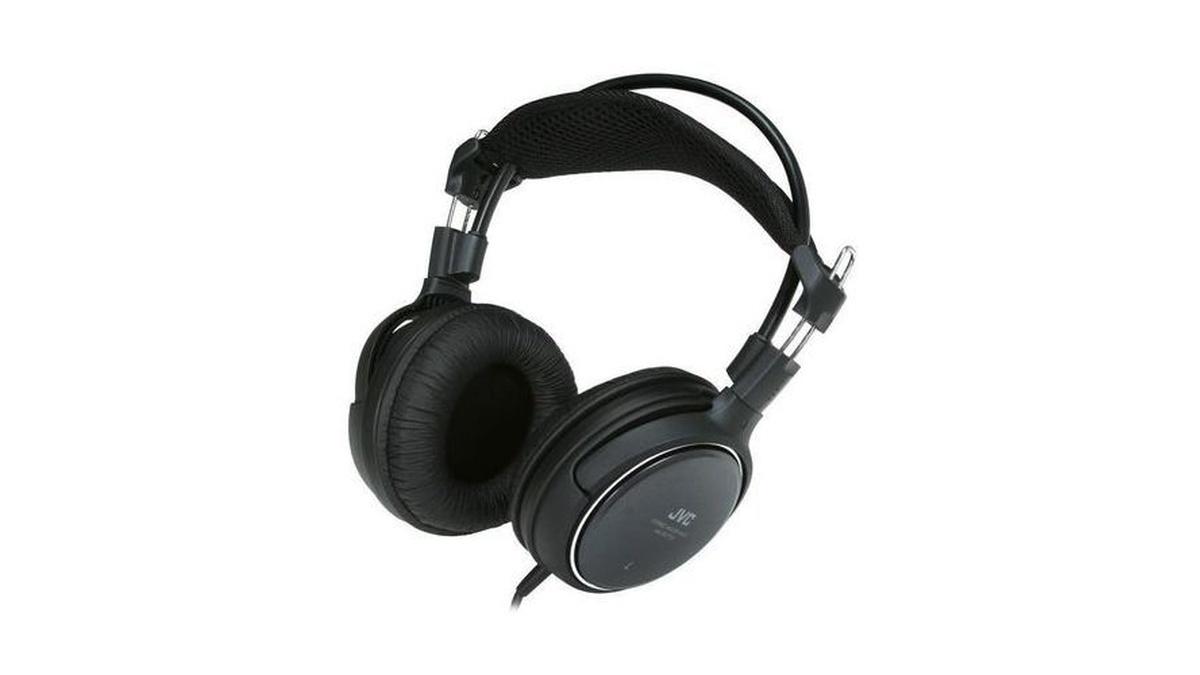 Słuchawki JVC są niezwykle ciężkie, co ogranicza ich możliwości