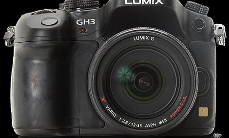 Panasonic Lumix GH3 - uniwersalny aparat cyfrowy