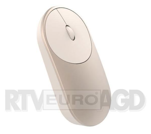 Xiaomi Mi Portable Mouse (złoty)