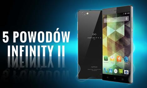 myPhone Infinity II - 5 Powodów, Dla Ktorych Warto go Kupić!