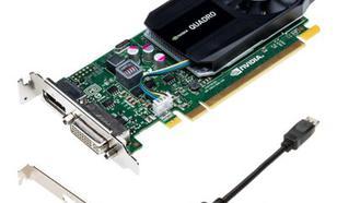 PNY Technologies K620 Quadro 2GB DDR3 (128 bit) DVI, DisplayPort (VCQK620-PB)