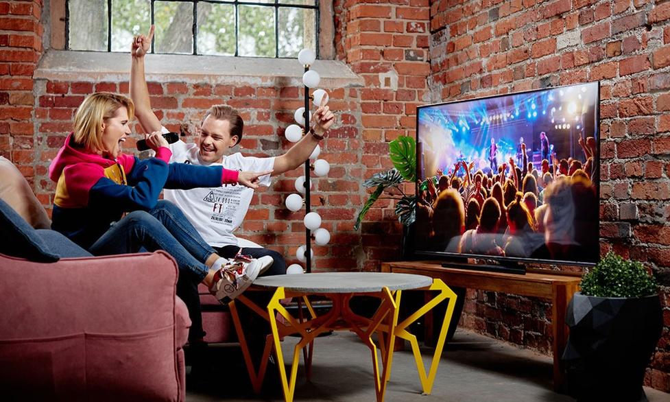 Tanie telewizory do gier od Hitachi? Firma chwali się input lagiem