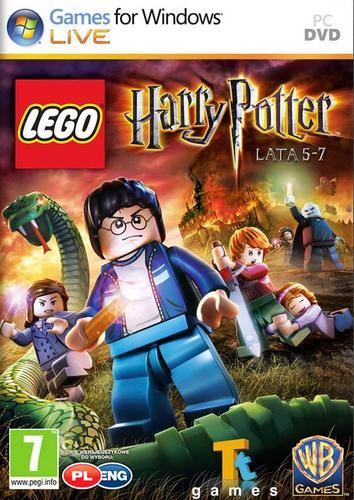 LEGO Harry Potter: Lata 5-7