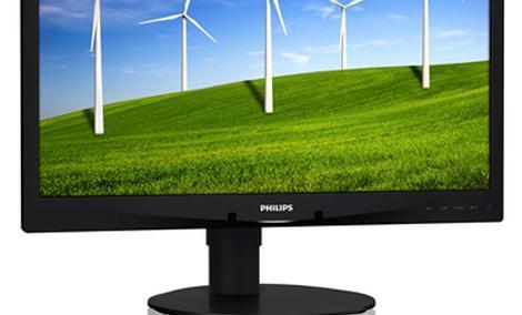Funkcjonalne monitory do biura w formacie 16:10