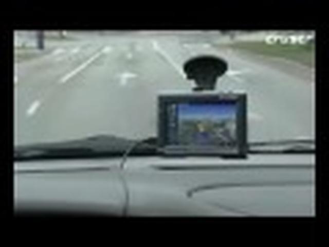 Nawigacja GPS Cruser Gamma A43
