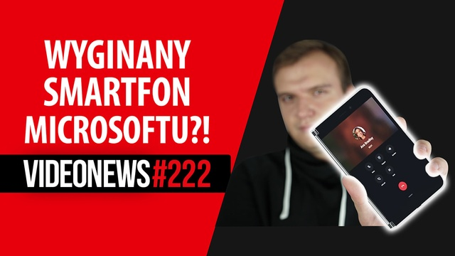 Wyginany smartfon Microsoftu, koniec Honora w Polsce, Intele tańsze o 50% - VideoNews #222