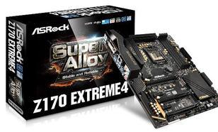 ASROCK Z170 EXTREME 4